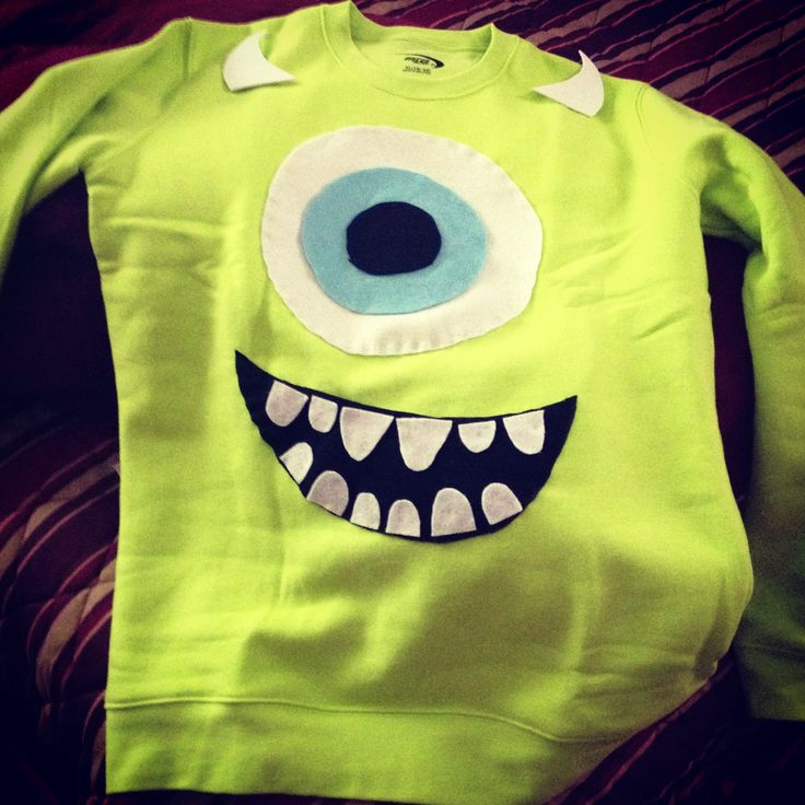 25  best ideas about mike wazowski costume on pinterest