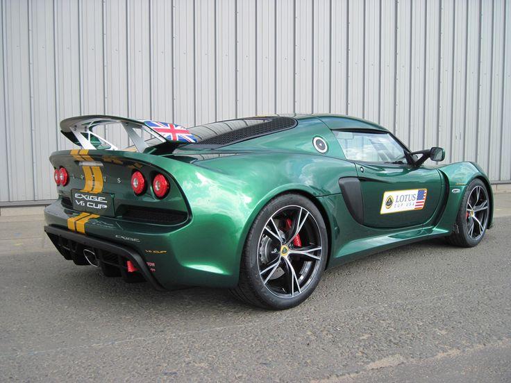 2012 Lotus Exige V6 Cup