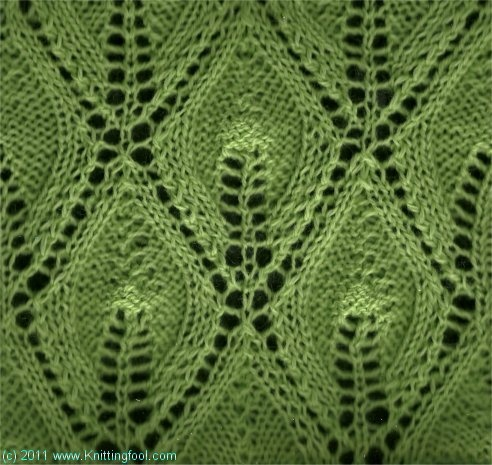Knitting Pattern Image Generator : 1000+ images about Knit - Stitches Leaves on Pinterest ...