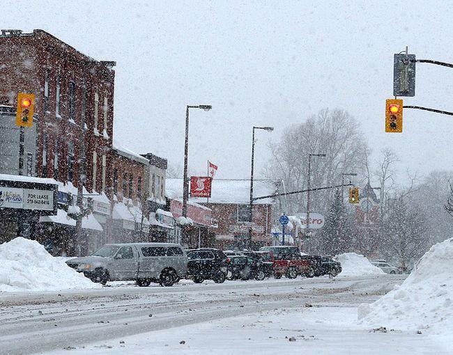 Winter 2014 Tillsonburg