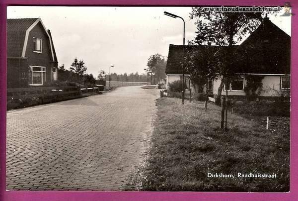 Raadhuisstraat richting Stroet