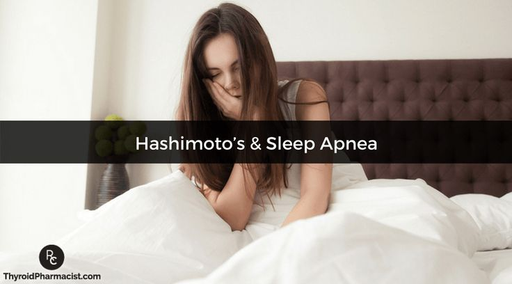 Research has linked sleep apnea, a common cause of sleep deprivation, to Hashimoto's. Find out possible signs (scalloped tongue!) and how to correct it.