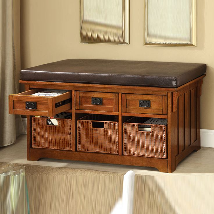 Small Foyer Stool : Best ideas about small bench seat on pinterest