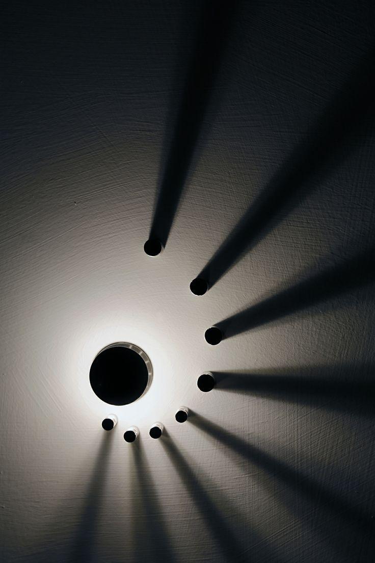 Creative #Lighting ~ Trick - Push the Boundaries - Design Dean Skira - iGuzzini Product: Trick