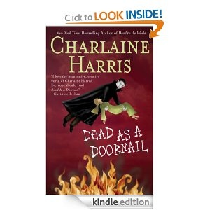 Dead as a Doornail (Sookie Stackhouse, #5), Charlaine Harris