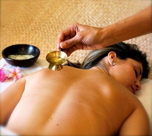 Para o equilíbrio corporal - Massagem Ayurvédica Tradicional
