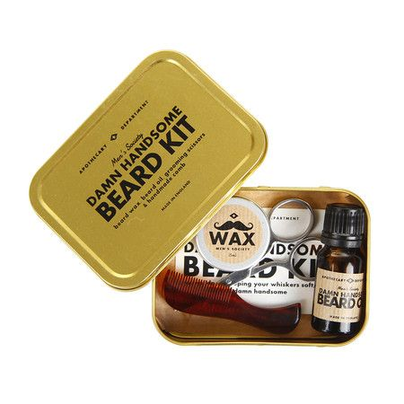 Men's Society - Beard Grooming Kit