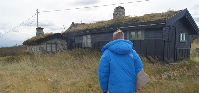 Stulene er mange, og idylliske i Telemark.