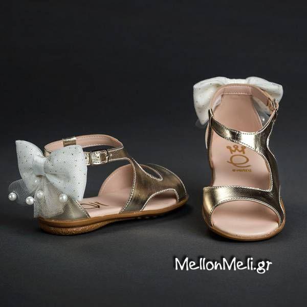 a25b0d978f9 Everkid - Vintage Βαπτιστικά Πέδιλα 9075x | Βαπτιστικά Παπούτσια ...