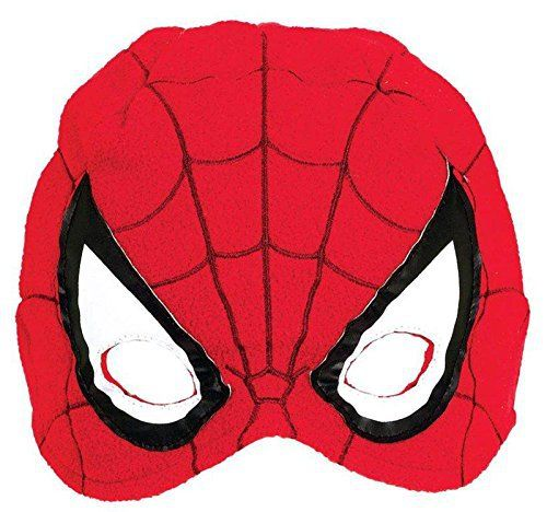 Let's Party With Balloons - Ultimate Spiderman Deluxe Mask, $18.00 (http://www.letspartywithballoons.com.au/ultimate-spiderman-deluxe-mask/)