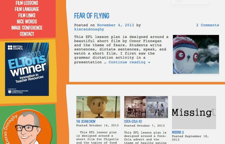 Film English - Short Films & Lesson Plans for ELT