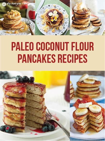 The 12 Best Paleo Coconut Flour Pancakes Recipes