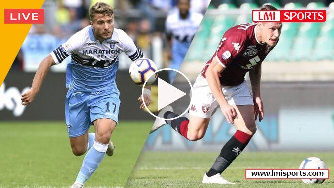 Lazio Vs Torino Football Live Football Soccer Lazio