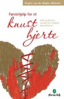 Førstehjelp for et knust hjerte av Birgitte van der Heijden Michelet (Innbundet)