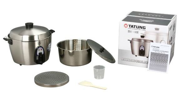 Tatung TAC-11KN Rice Cooker Review