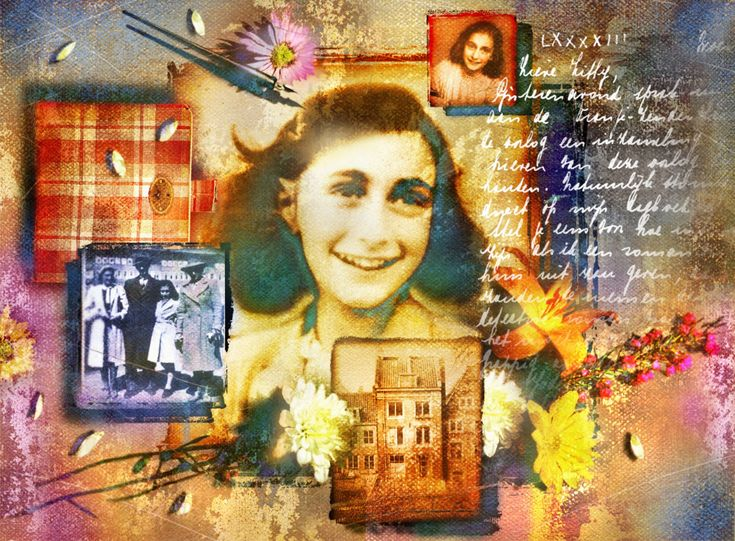 coolanne frank collages - Google Search in 2020 | Anne ...
