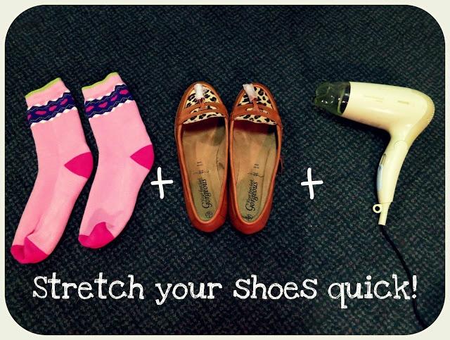 Σε στενεύουν τα παπούτσια;
