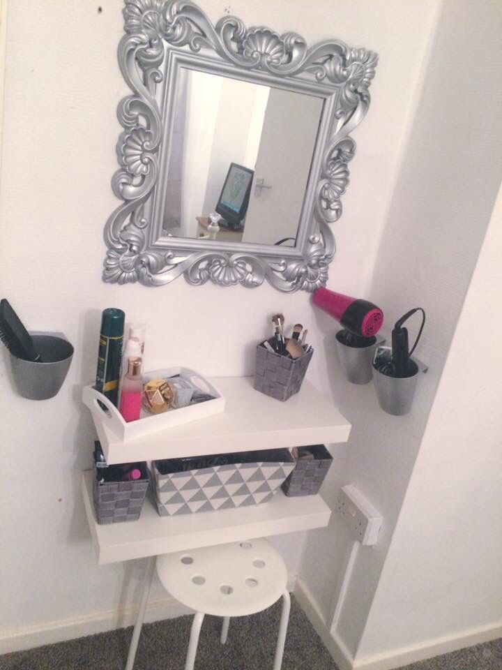 25+ best Small Vanity Table ideas on Pinterest | Small dressing ...