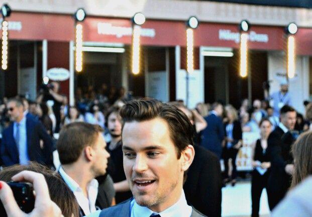 ~ Matt Bomer.  #mattbomer #london #filmpremieres #magicmike #magicmikexxl #magicmikepremierelondon #actor #celebrities #celebrityspotted #starsightings #photography #nikon #vuecinema #leicestersquare