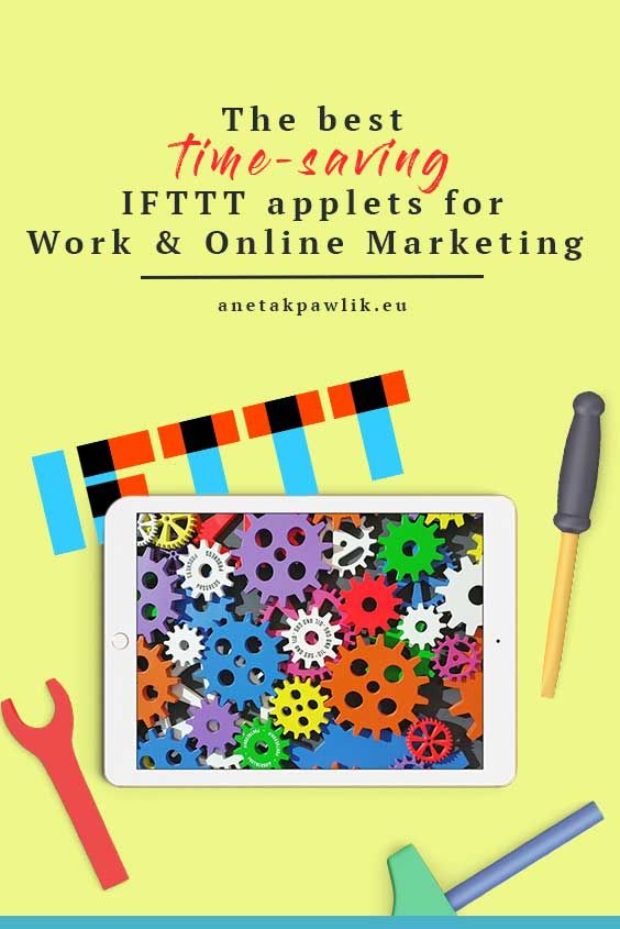I am sharing the best time-saving IFTTT applets for online marketers to help you out because if there is one thing every online marketer should do is make online work for them.