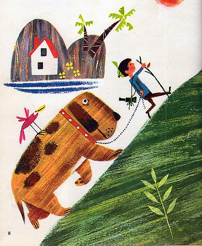 Illustration by Bernice Myers