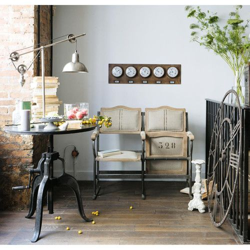 14 best images about interieurs deco on pinterest le - Fauteuil emmanuelle maison du monde ...