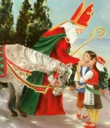 Happy St. Nicholas Day!   December 6. Repinned By Www.mygrowingtraditions.