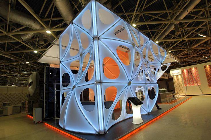 EDEM at Mosbuild-2015 | #exhibition #messe #stand #stands #booth #event #exhibit #design #infinityconst #studio #dega #studiodega #edem #mosbuild #2015