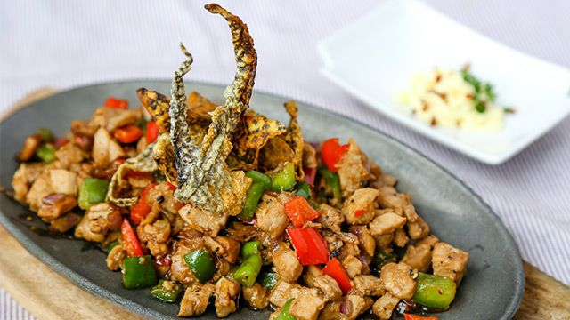 Fresh Tuna Sisig Recipe