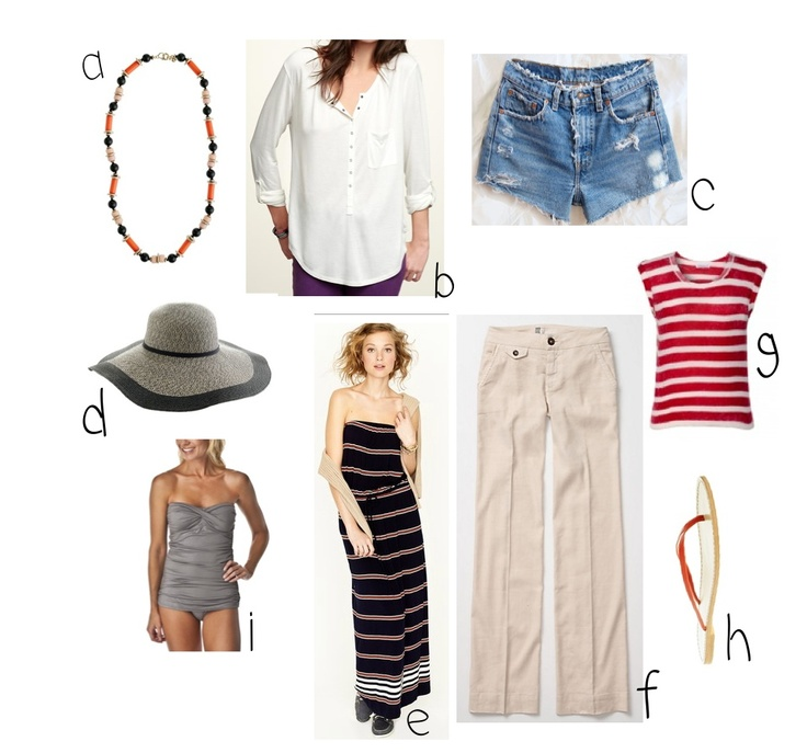 what to wear - Costa Rica