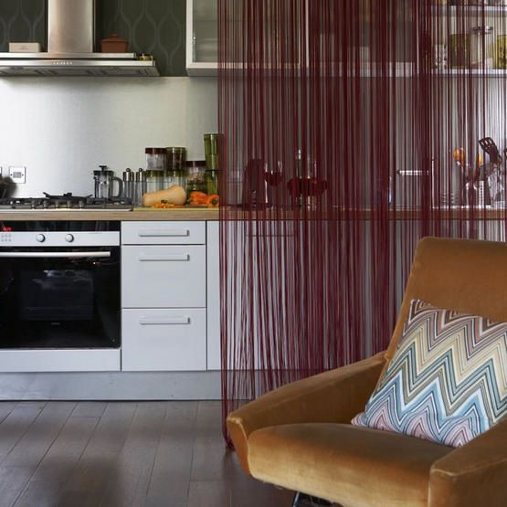Curtain Space Dividers — from Apartment Therapy and Beyond | Apartment Therapy