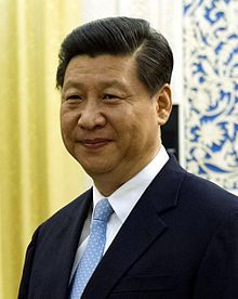 China tells of the end of Western democracy and the rise of Communism