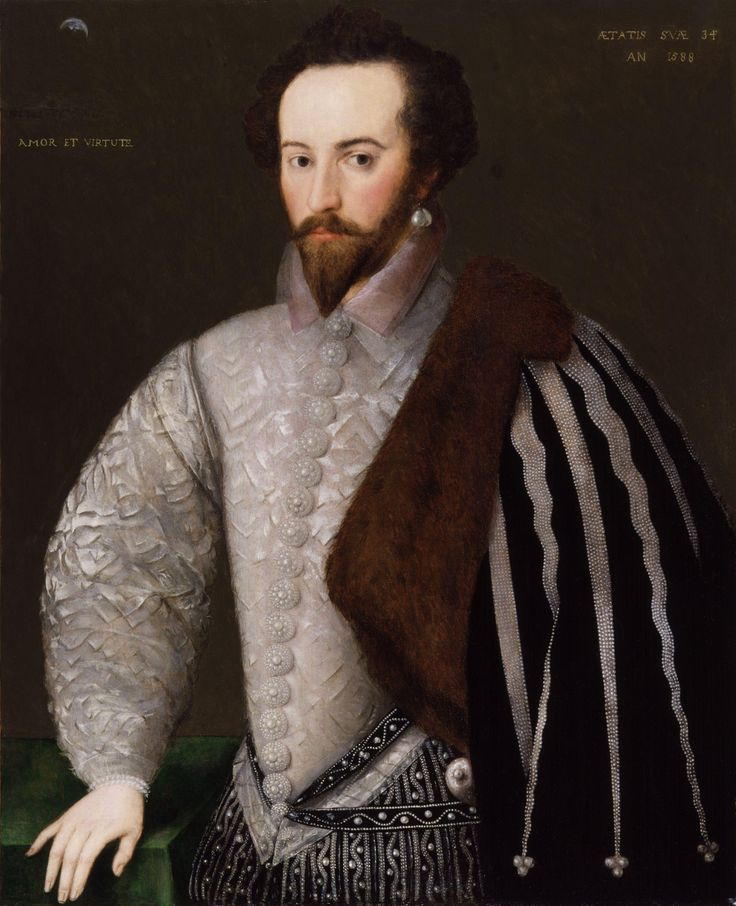 Sir Walter Raleigh is a legend. Mr. Clemens history class didn't do him justice.