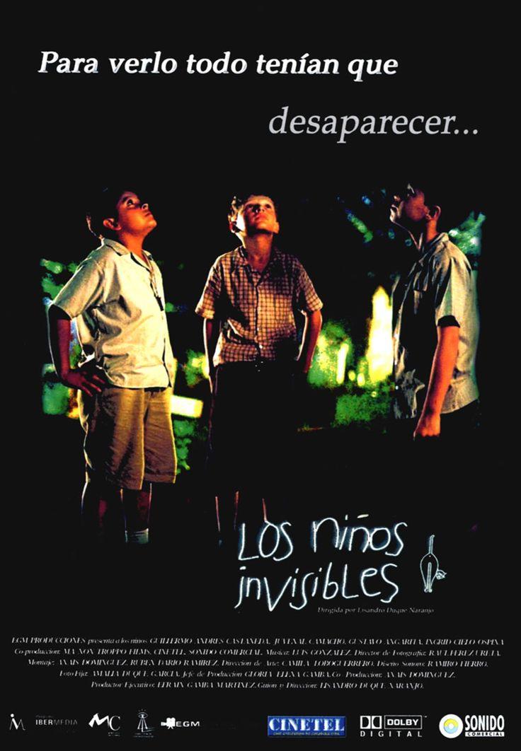 Los Niños Invisibles. Lisandro Duque Naranjo. 2001.