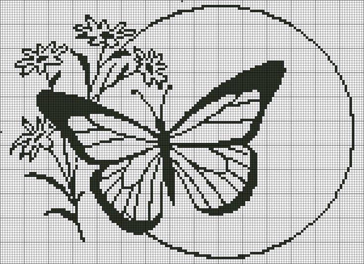 Best 60 Kreuzstich schwarz/weiß ideas on Pinterest | Cross stitch ...