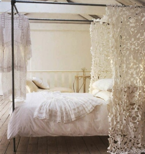 White Camouflage Netting For Canopy Bed Gorgeous Go To