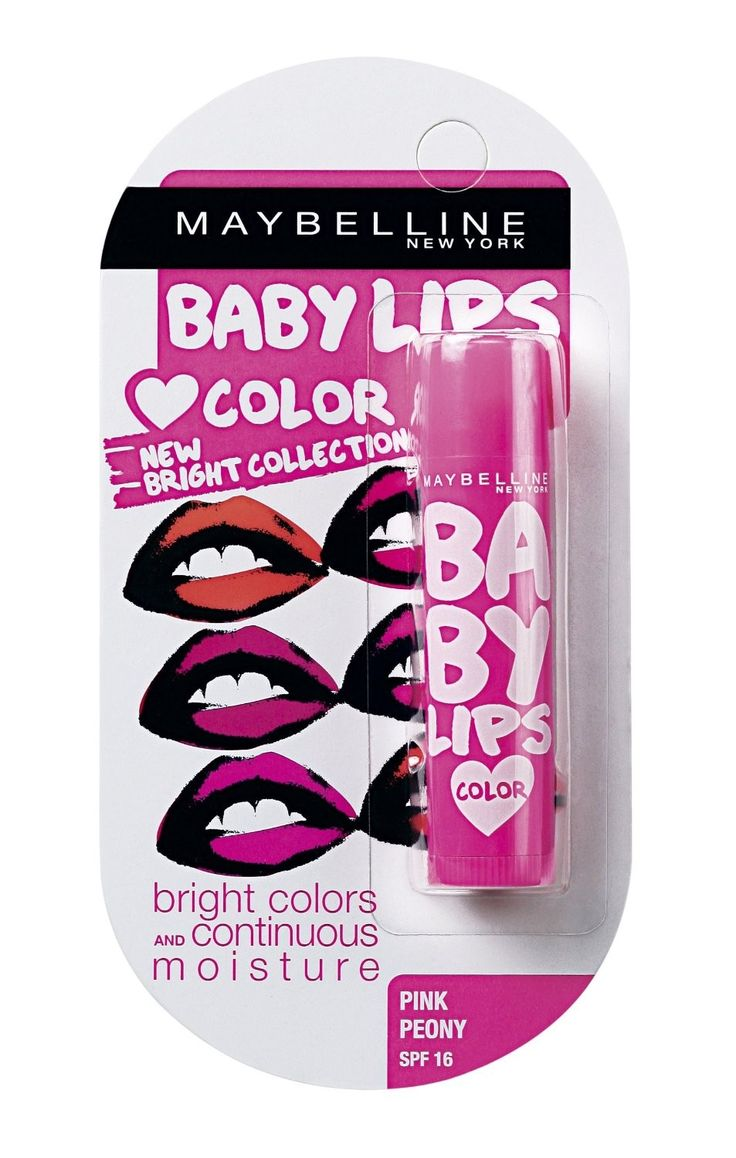 Maybelline Baby Lips Brights Pink Peony To Buy : http://onerx.in/maybelline-baby-lips-brights-pink-peony.html