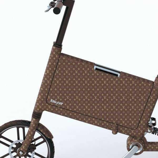 Концепт велосипеда для предпринимателей