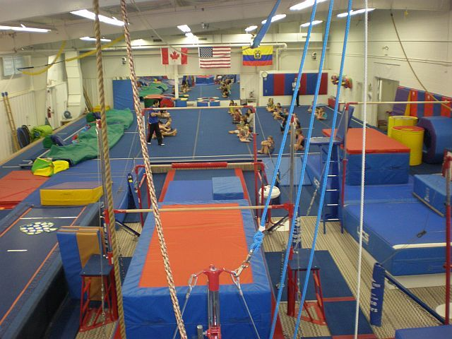 17 Best Images About Tumble Track And Gym Equipment On