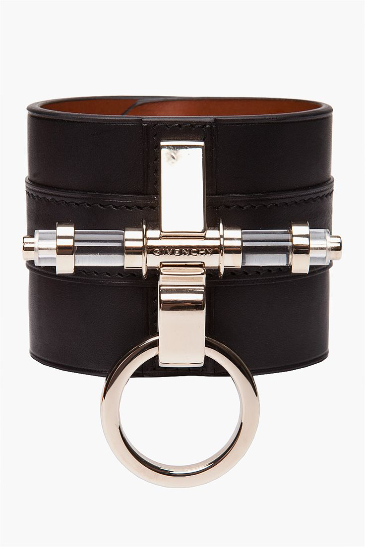 Givenchy Leather Cuff