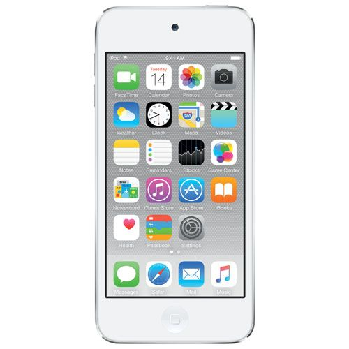 Apple iPod touch 6th Generation 32GB - Silver