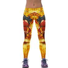 2016 Tenths adventure time punk rock harajuku black milk push up fitness sexy 3d print hero Marvel Girl women leggings sports //Price: $US $8.50 & FREE Shipping //    #marvel