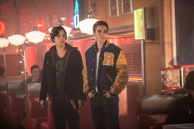 See Cole Sprouse and KJ Apa as BFFs Jughead and Archie on Riverdale: www.cwtv.com/shows/riverdale