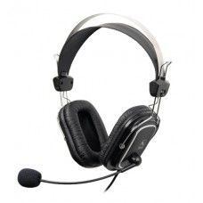 Casti A4TECH HS-50 black