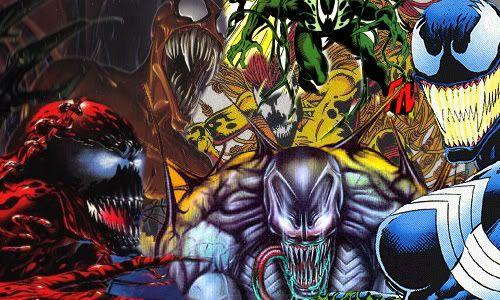 Symbiotess | All Marvel Symbiotes | Symbiotes Comics ...