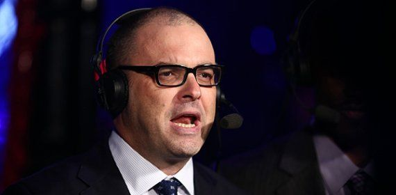 MAURO RANALLO: BATTLING A STIGMA | The Canadian broadcaster has waged a lifelong battle with bipolar disorder to become one of the most successful announcers in combat sports.