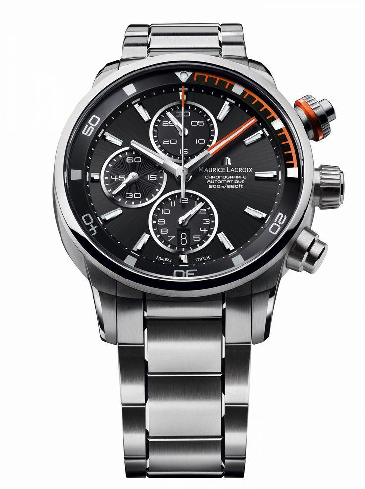 Reloj Cro Maurice Lacroix Pontos S PT6008-SS002-332-1