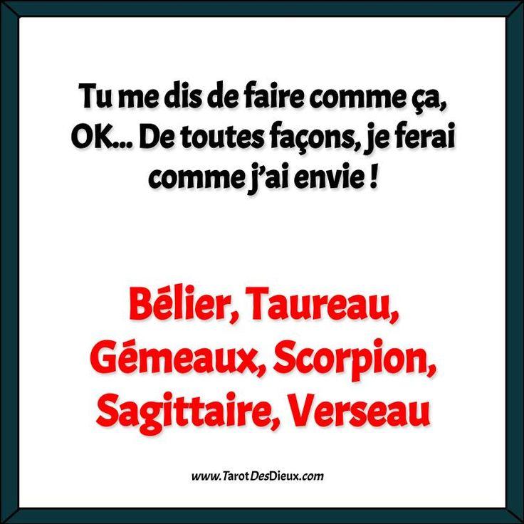 #Belier #taureau #gemeaux #scorpion #sagittaire #verseau #horoscope