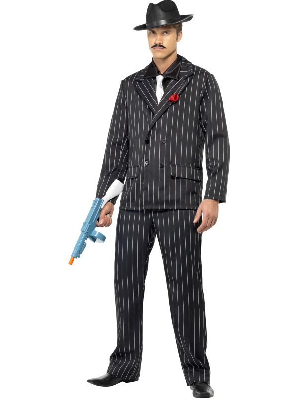 Zoot Suit Costume, Male $35.19