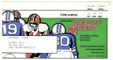 1980 Holiday Bowl Ticket Stub BYU SMU / http://mormonfavorites.com/1980-holiday-bowl-ticket-stub-byu-smu/